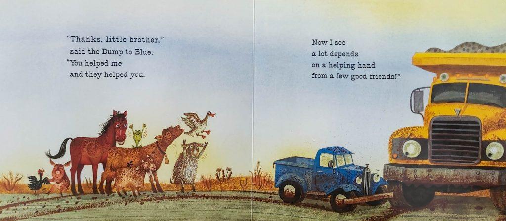 Little Blue Truck Invitation Wording